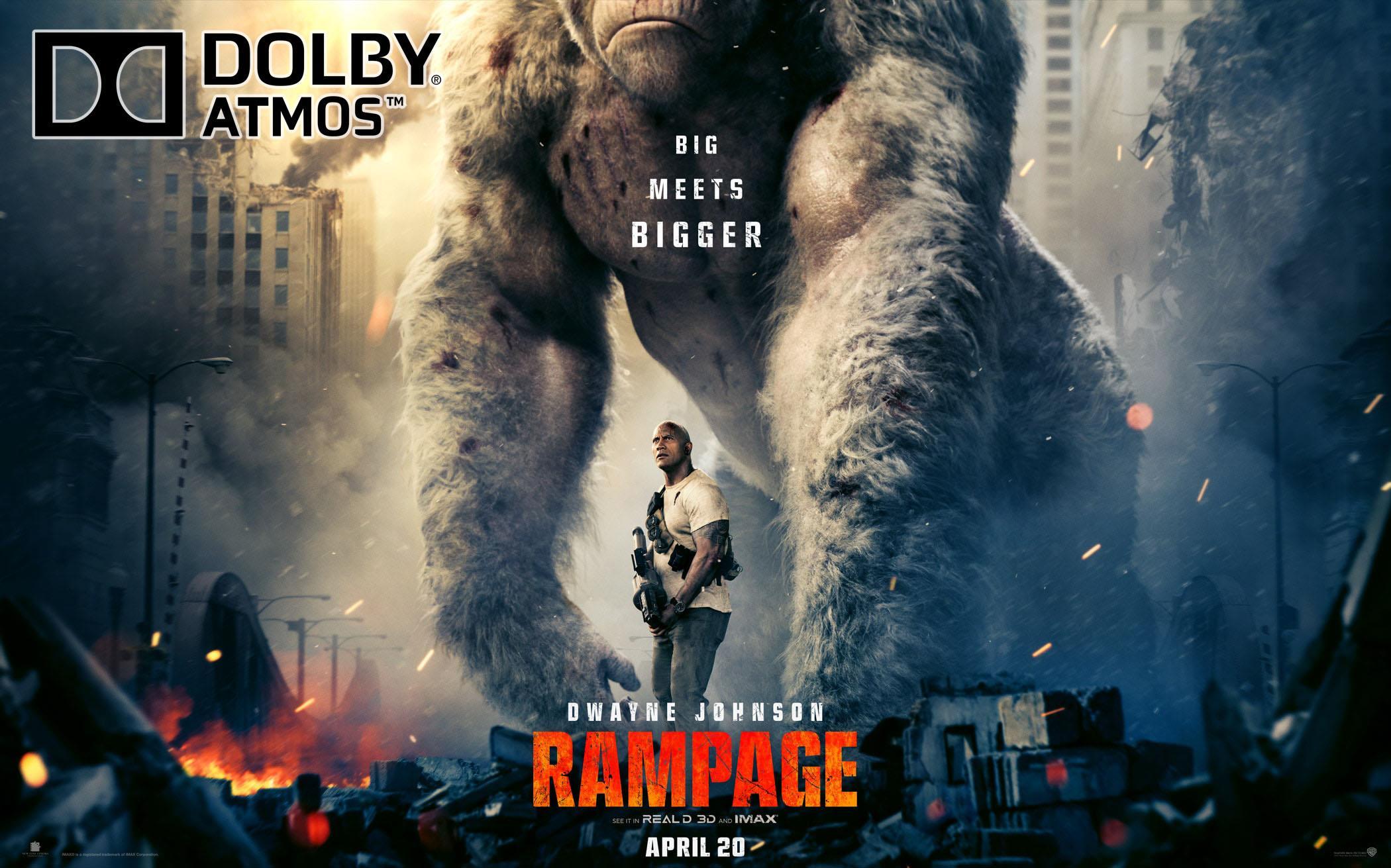 [ATMOS] Rampage