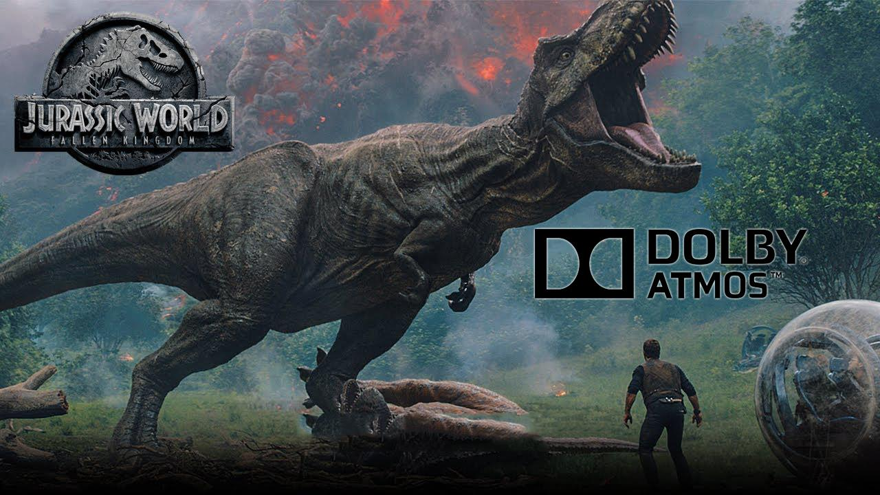 [ATMOS] Jurassic World: Fallen Kingdom